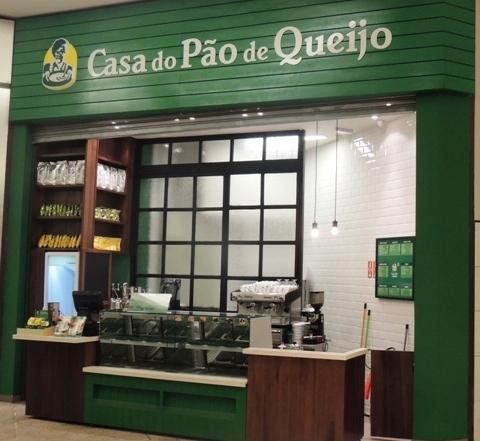 Casa do Pão de Queijo, Shopping Cidade Jardim