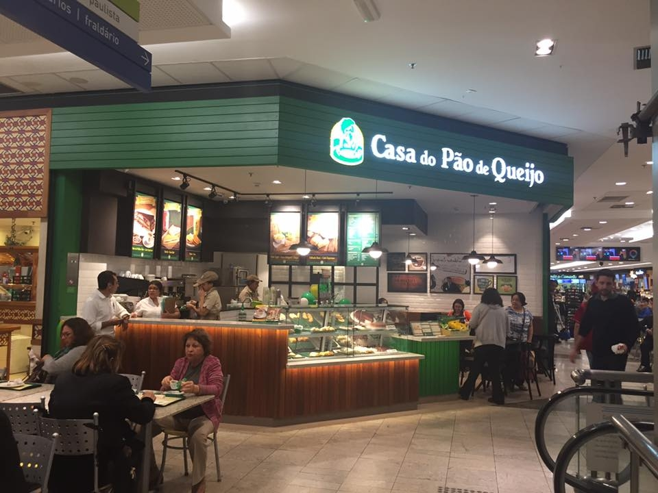 Casa do Pão de Queijo, Shopping Center 3