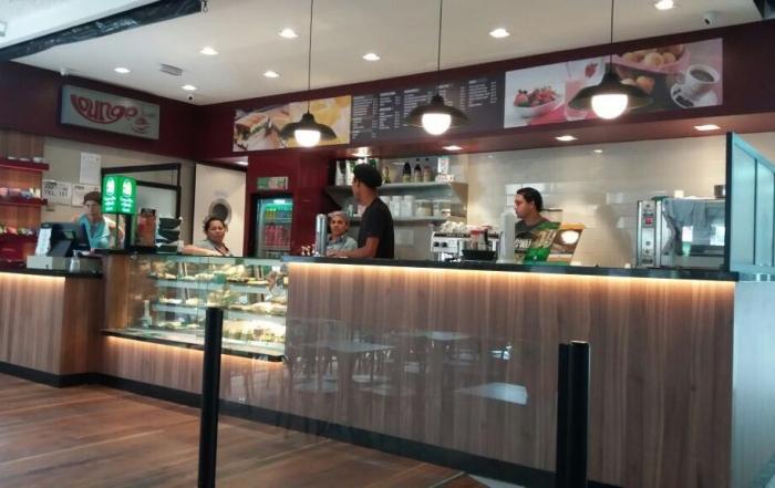 LOUNGE CAFÉ, FACULDADE CELSO LISBOA