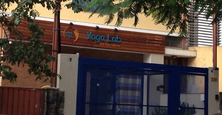 Yoga Lab - Pinheiros.